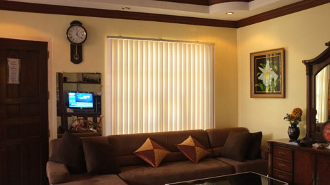 PVC Vertical Blinds