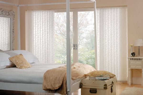 Patio Door Fabric Vertical Blinds For Patio Doors