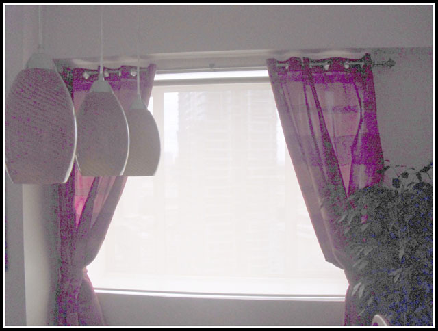 Roller Shades with Curtains in Manila Philippines