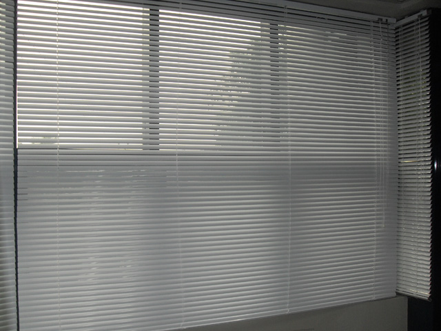 Miniblinds Installed at Mandaluyong City Philippines