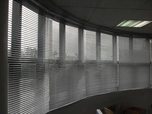 Installation of Miniblinds at Mandaluyong City Philippines
