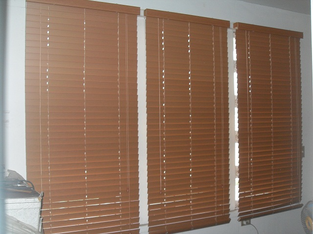Durawood Blinds Installed at Narbacan, Ilocos Sur