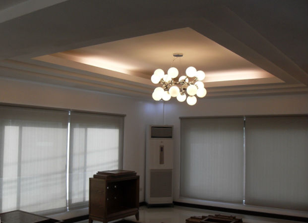 Stunning Sunscreen Roller Shades at Las Piñas City, Philippines