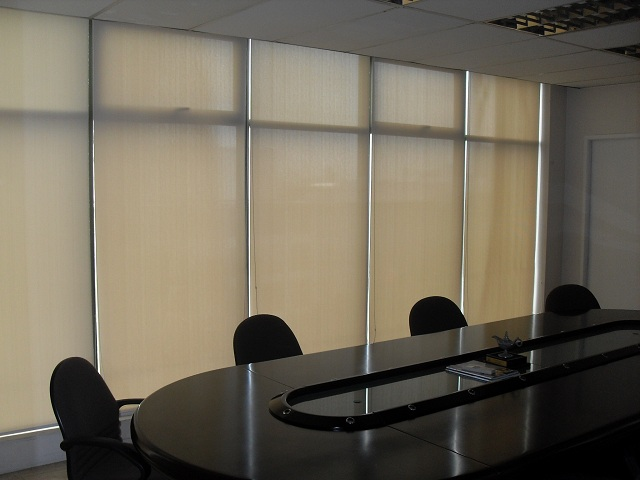 Roller Blinds For Conference Room Ermita Manila Philippines