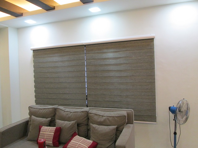 Combi Blinds: W208 Forest