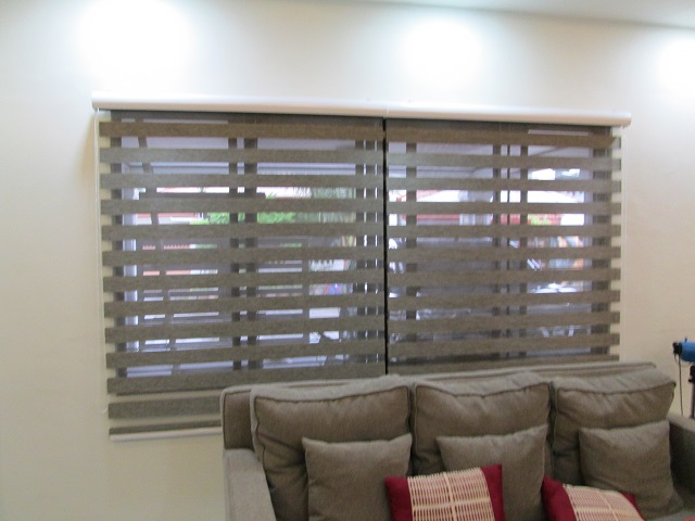 Combi Blinds Complementing Perfectly with Furniture and Wall Paint