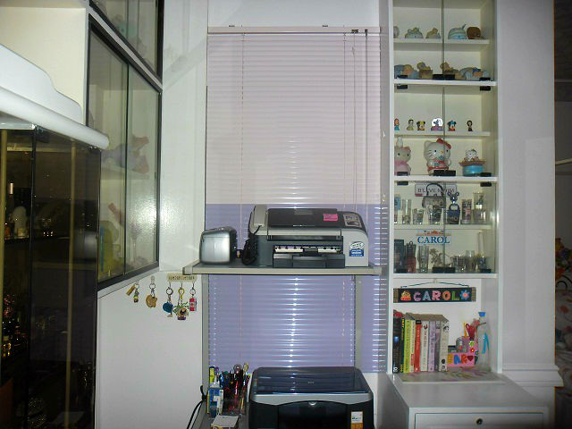 Installed Venetian Blinds in Sunvalley Subdivision, Paranaque City