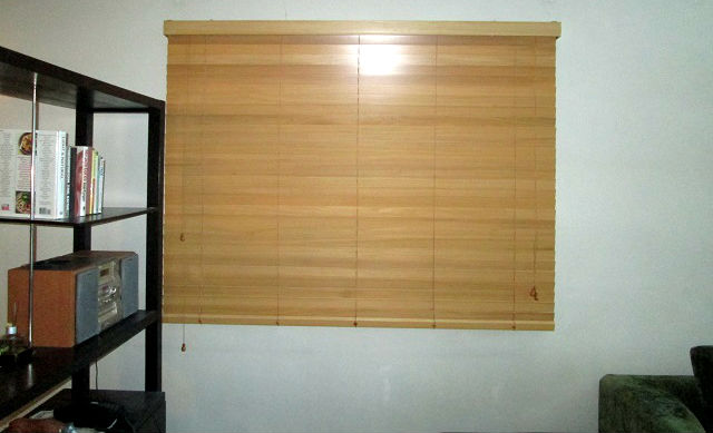 Wood Blinds: #869 Basswood Natural