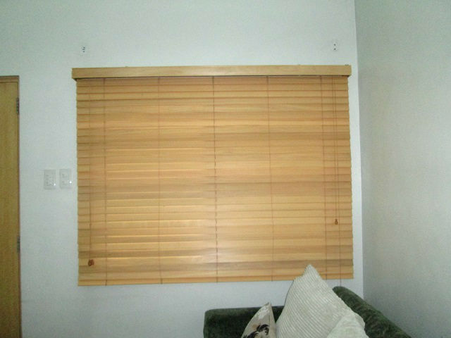 Elegant and Stylish Wood Blinds in Mandaluyong City, Philippines