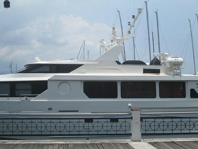 Installation of Broadloom Carpet in MY Miraggio Yacht