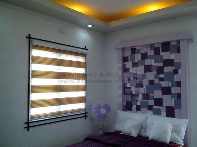Combi Blinds Installed in Batangas City