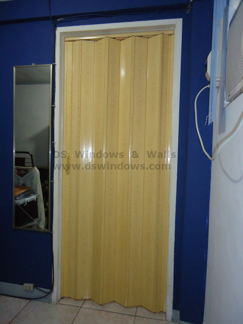 Reasons Why PVC Folding Door Is Applicable In Home Bathroom: Bicutan, Taguig