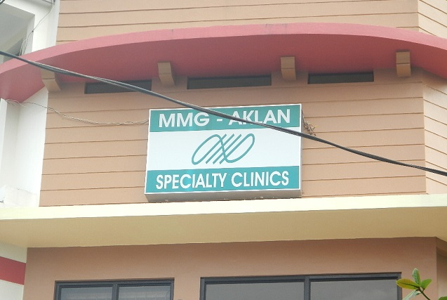 Carpet Installed in MMG-Aklan Specialty Clinic