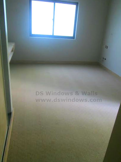 Installed Wall-to-wall Carpet