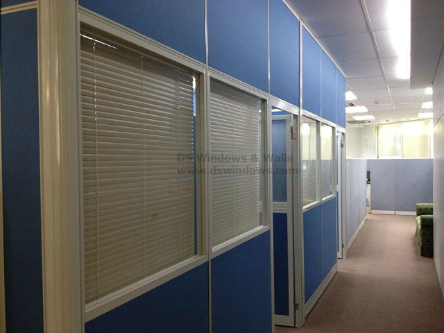 Aluminum Mini Blinds - Fawn Satin