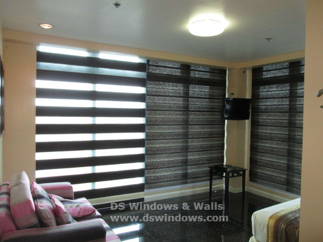 Affordable and Beautiful Combi Blinds from DS Windows & Walls