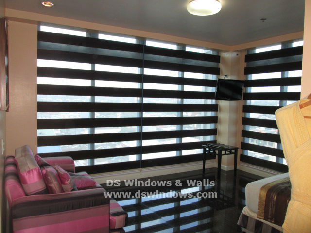 Combi Blinds in Boracay Island, Philippines