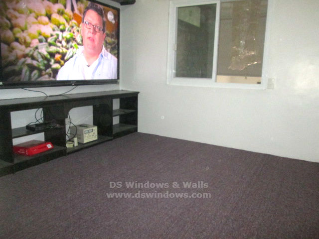 Carpet Installed in Pasay City, Philippines