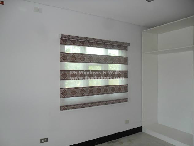 Combi Blinds Installed in Metro Manila, Philippines