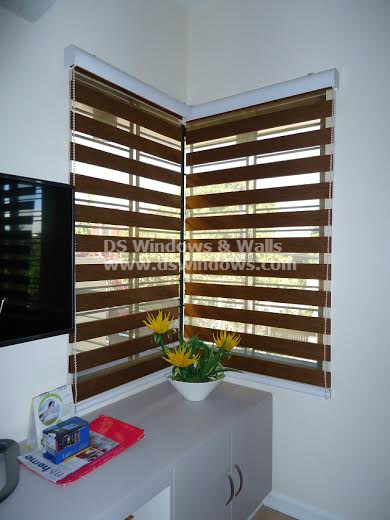 Combi Blinds Installed in Sun Valley Bicutan, Paranaque City