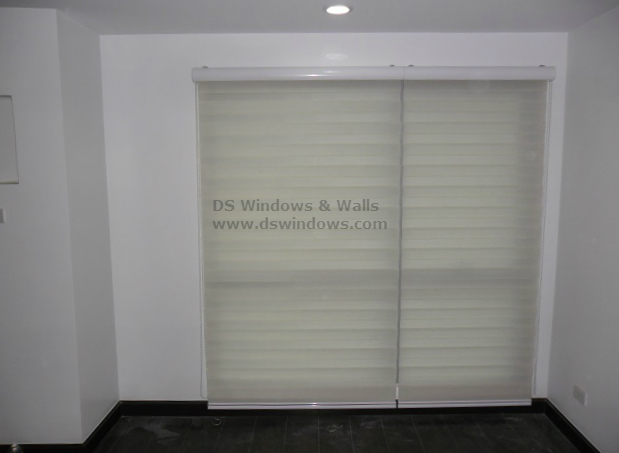 Combi Blinds for Bed Room in Metro Manila, Philippines