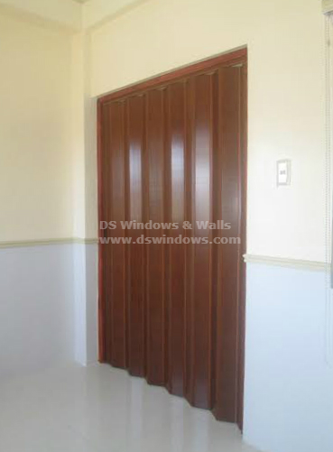 PVC Accordion Door / PVC Folding Door