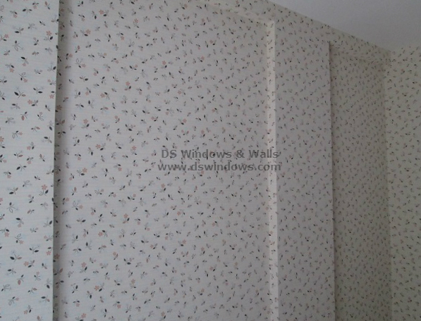 Installed Wallpaper in Alabang, Muntinlupa, Philippines