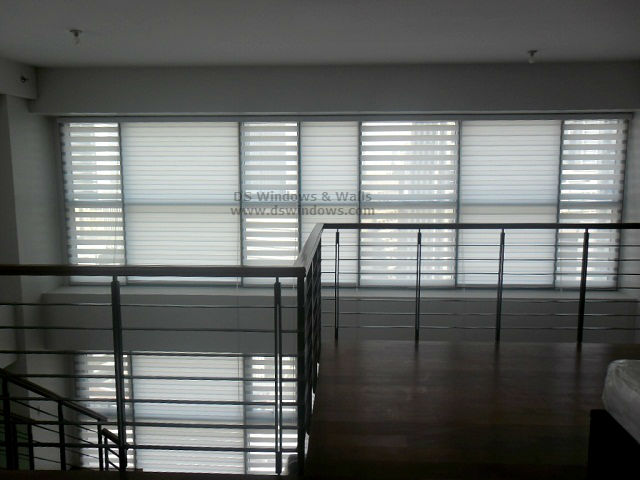 Combi Blinds For Loft Condo - Eastwood Quezon City