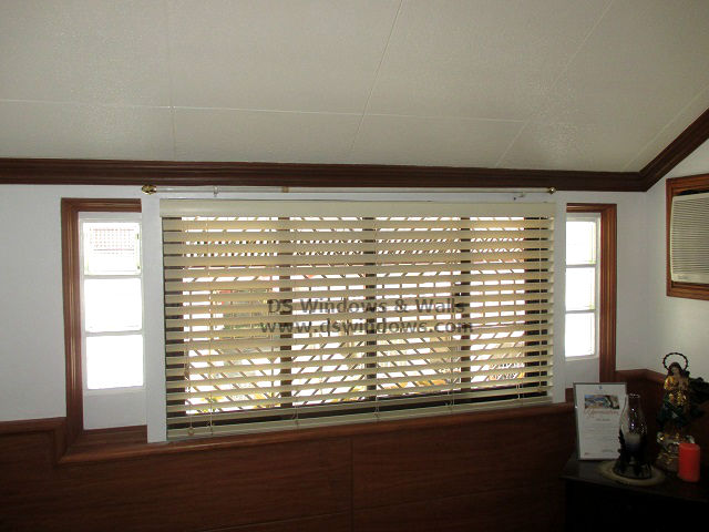 Wooden Blinds For Guest Room - Pasay City