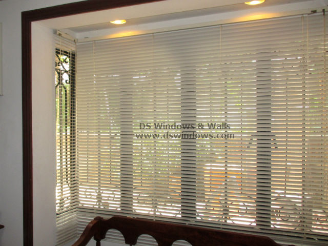 Venetian Blinds For Box Window - Sto Tomas Batangas, Philippines