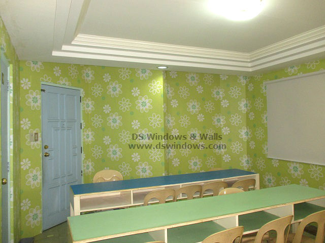 Vinyl Wallpaper For Children Academic Center - Ermita Manila, Philippines