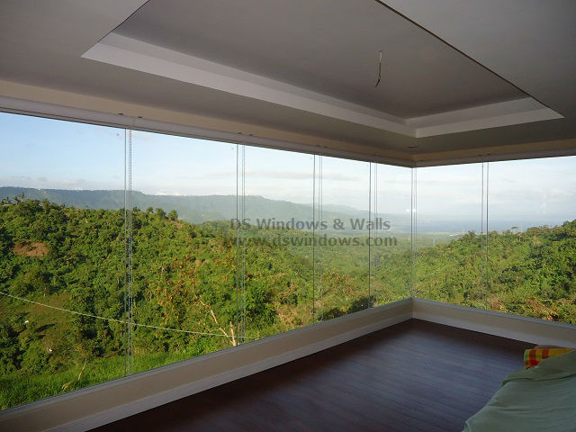 Duo Shade Blinds with Stunning View of Candelaria Quezon, Philippines