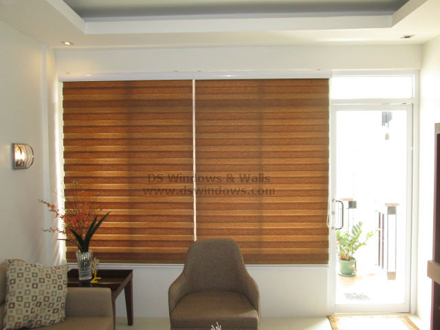 Combi Blinds installed at Parañaque City, Philippines