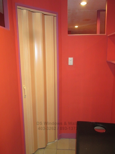 Spa Massage Business Door Divider