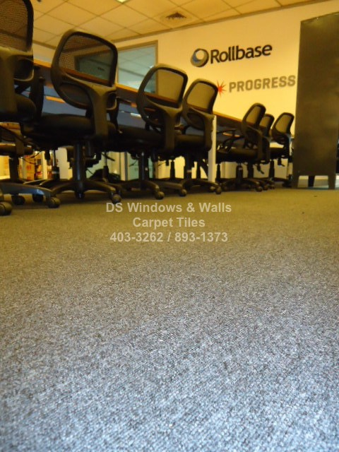 Brand new carpet for one of the largest IT consulting company in the country.