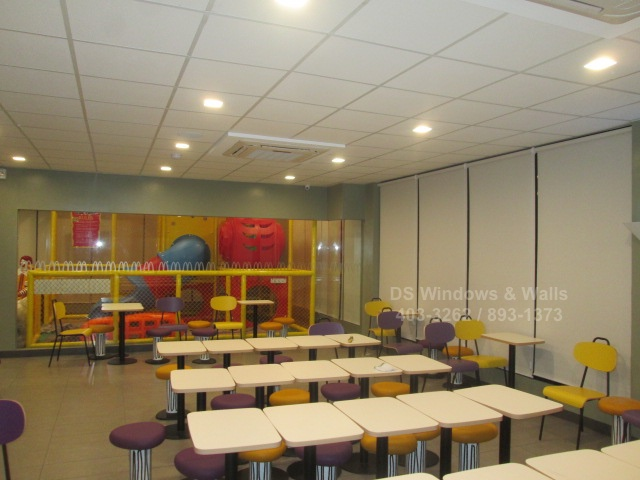 Roller blinds Mcdo Philippines