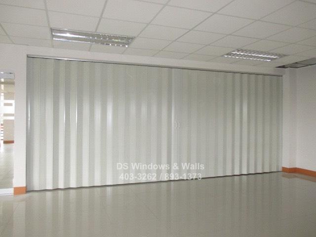 Folding doors product